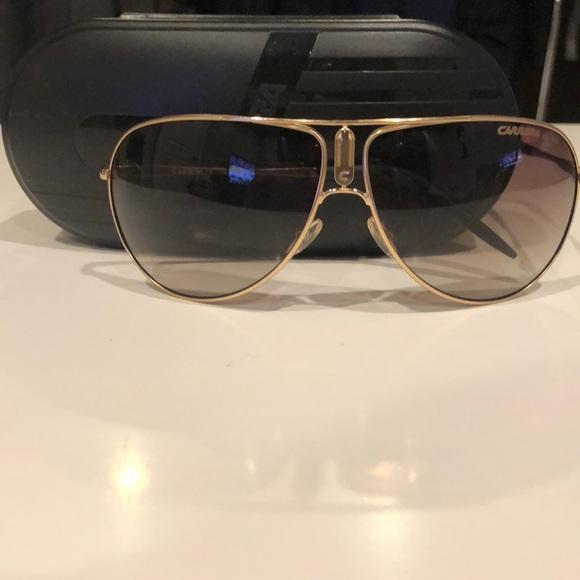 ee178de8f4f0 NWOT Unisex Carrera Gipsy Aviator Sunglasses. M_5adfec3d1dffda7237063d38